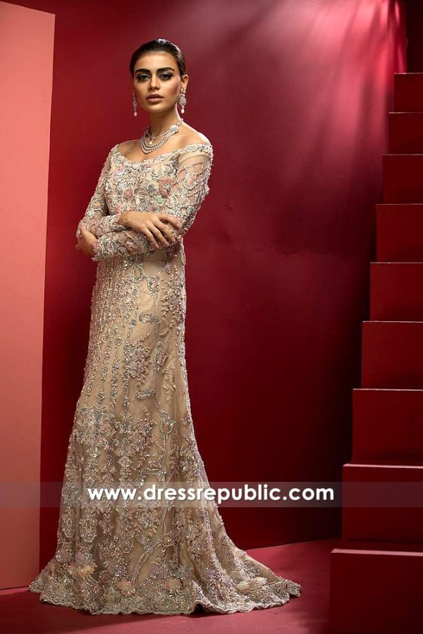 DR14586 Ammara Khan Formal Dresses 2018 Toronto, Vancouver, Canada