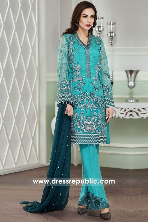 DRP7088 - Jazmin Chiffon 2018 Collection