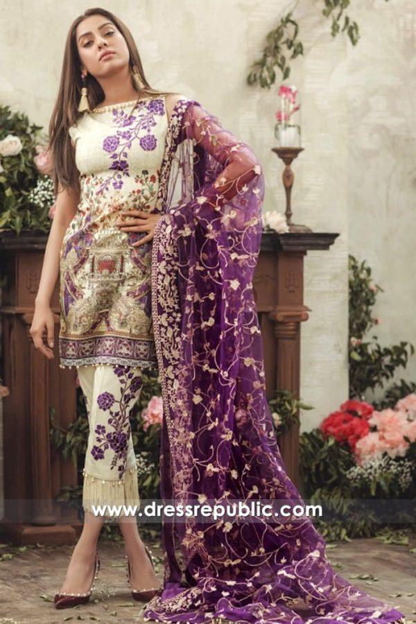 DRP7138 - Noor Luxury Lawn 2018
