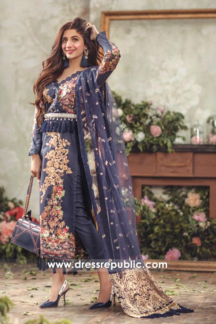 DRP7139 - Noor Luxury Lawn 2018