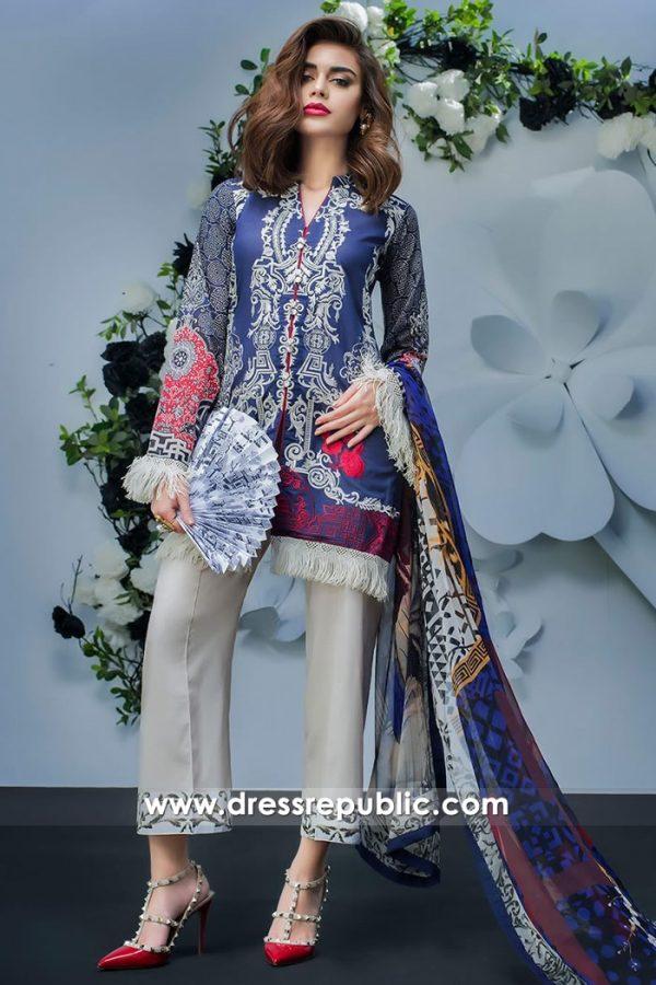 DRP7172 - Zainab Chottani Luxury Lawn