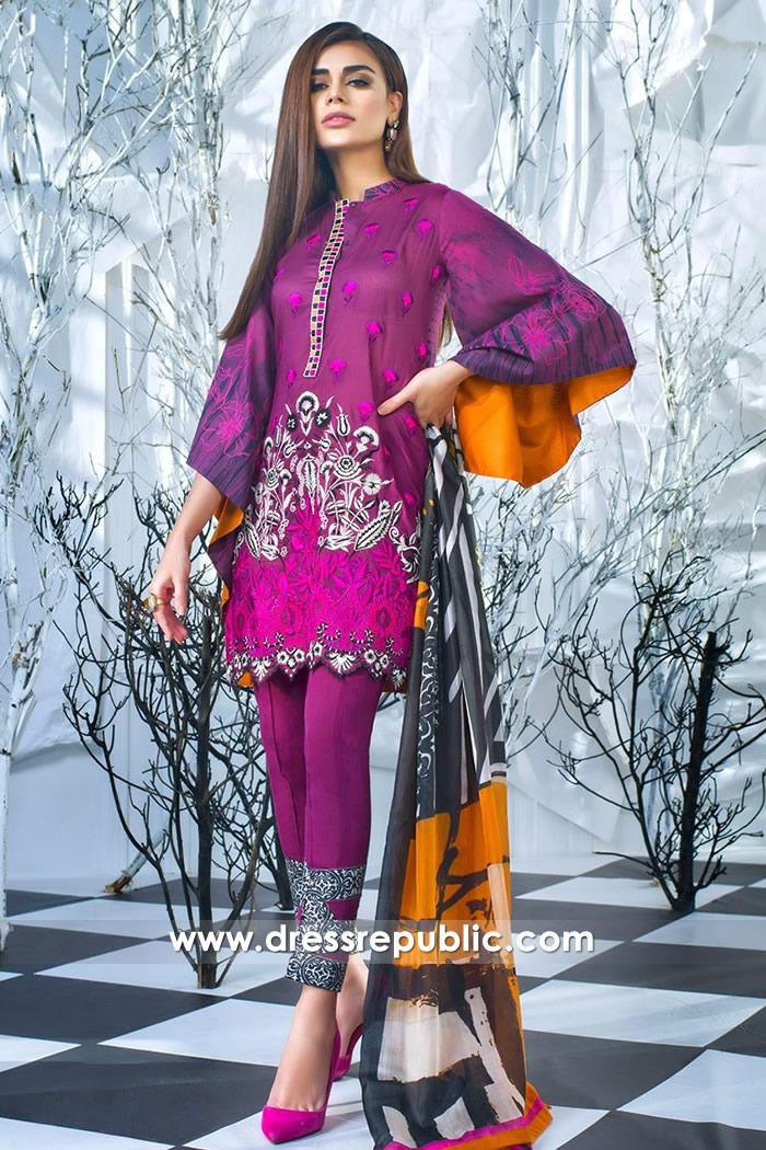 DRP7173 - Zainab Chottani Luxury Lawn