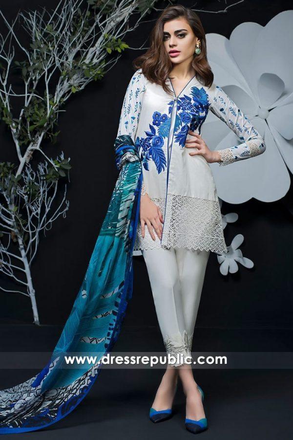 DRP7174 - Zainab Chottani Luxury Lawn