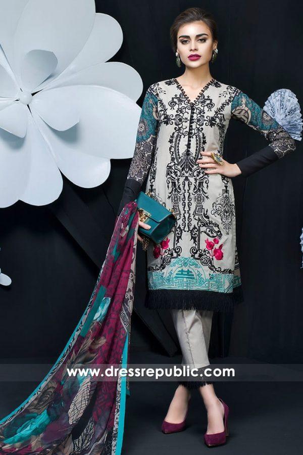 DRP7177 - Zainab Chottani Luxury Lawn