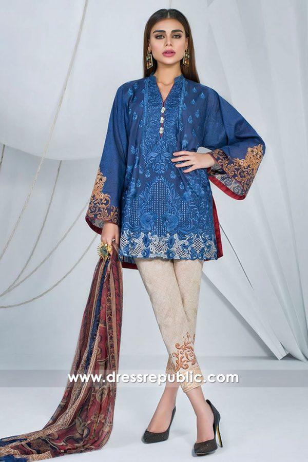 DRP7182 - Zainab Chottani Luxury Lawn