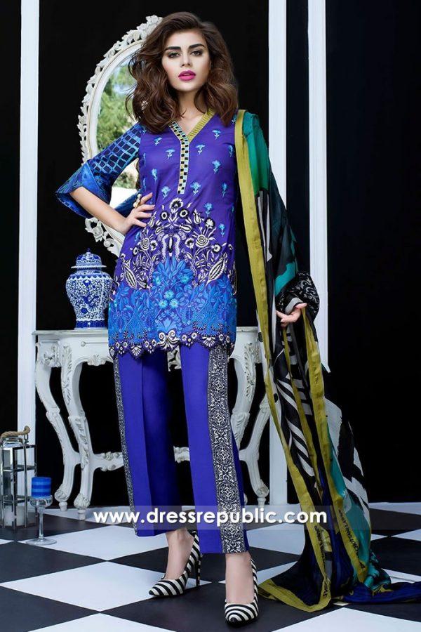 DRP7185 - Zainab Chottani Luxury Lawn