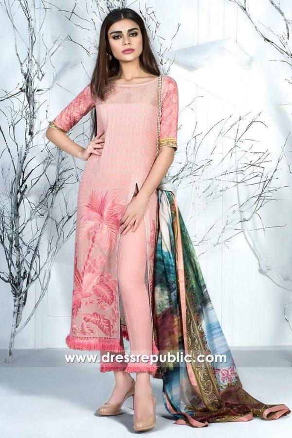 DRP7186 - Zainab Chottani Luxury Lawn