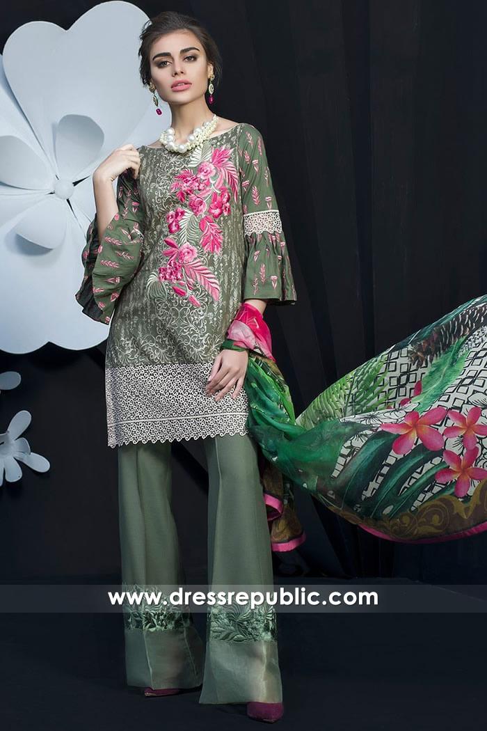 DRP7188 - Zainab Chottani Luxury Lawn