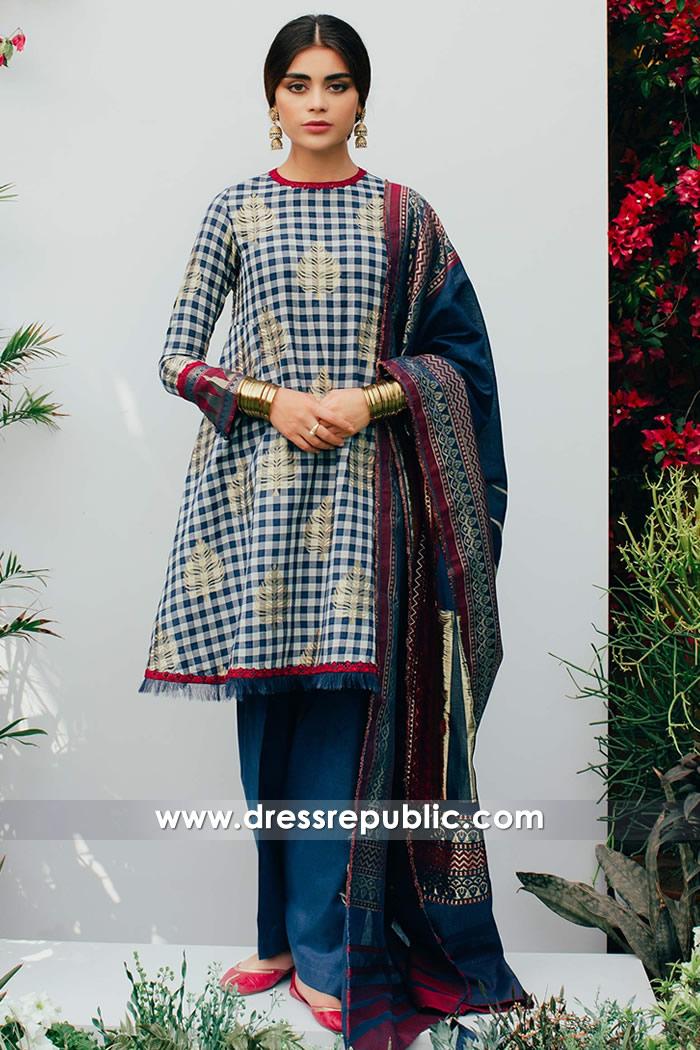 DRP7360 Zara Shahjahan Lawn 2018 Online UK, USA, Canada, Australia