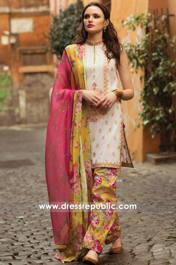 DRP7386 Zara Shahjahan Lawn 2018 Auckland, Wellington, New Zealand