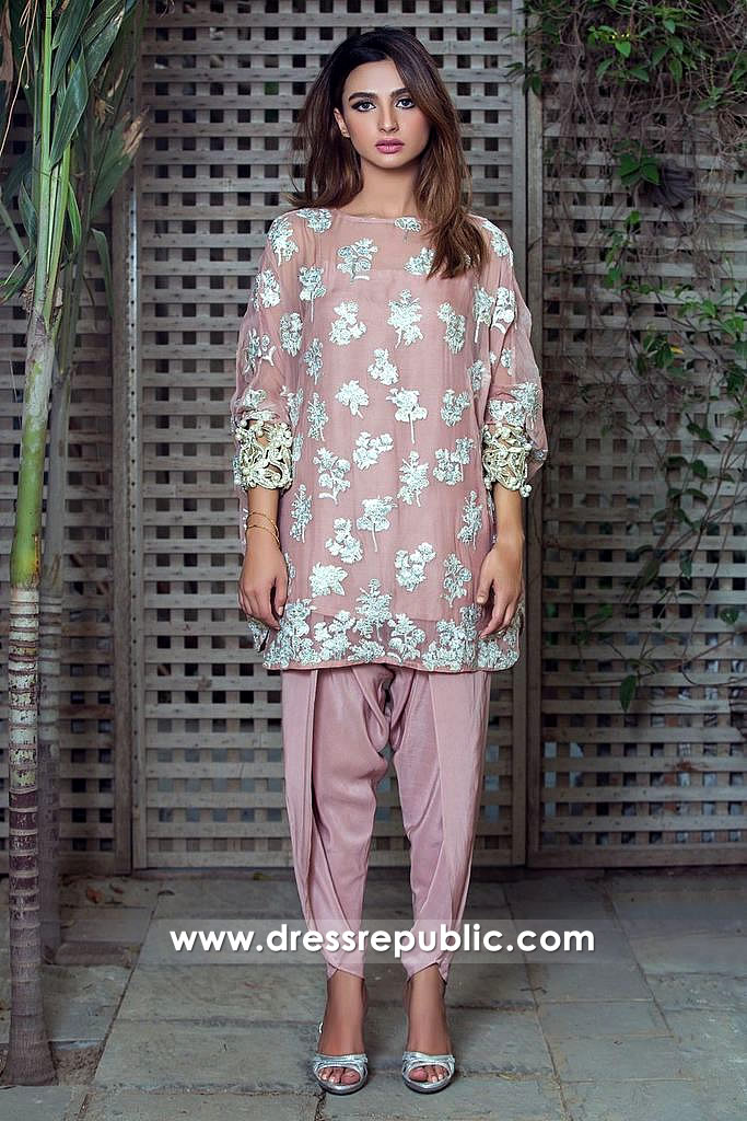 dr14544 Casual Salwar Kameez for Birthday Party Shop Pakistani Designers