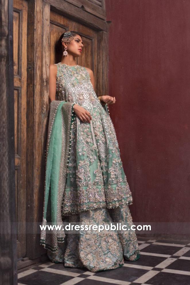 dr14546 Saira Shakira Bridal Dress 2018 Collection USA, UK, Canada