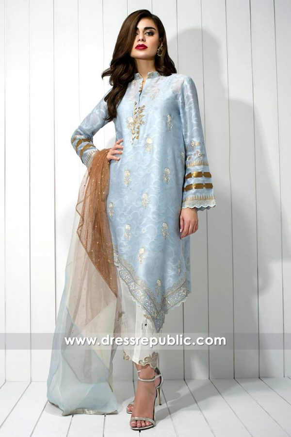 DR14606 Sania Maskatiya Pret Collection 2018 Buy in Chicago, Detroit, Columbus