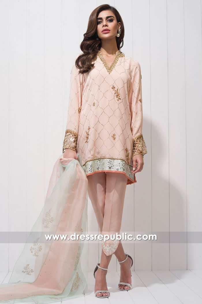 DR14610 Sania Maskatiya Pret Collection 2018 Buy in Los Angeles, Sacramento