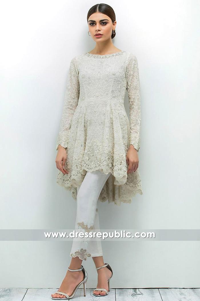 DR14636 Indian Designer Peplum Dresses Los Angeles, New York, Chicago, USA