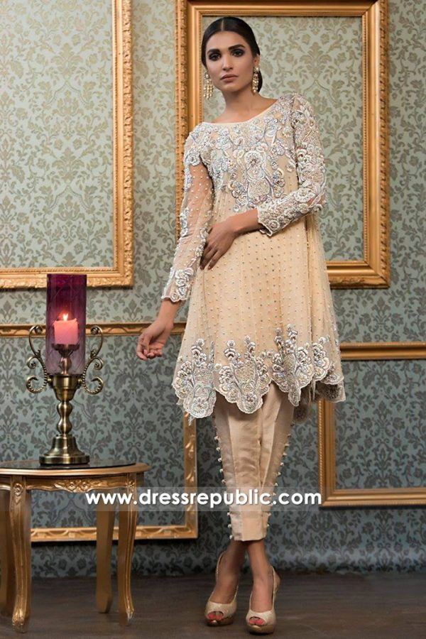 DR14640 Pakistani Party Dresses 2018 Los Angles, San Diego, San Jose, CA
