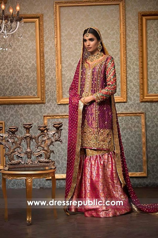 DR14641 Indian Wedding Dress 2018 Los Angeles, San Jose, San Diego, CA