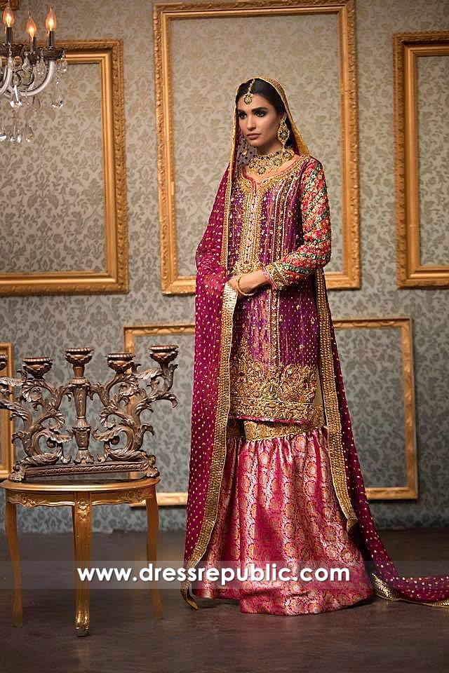 DR14641 Indian Wedding Dress 2018 Los Angeles, San Jose, San Diego, CA