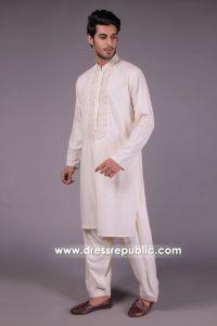 DRM5145 Pakistani Men's Shalwar Kameez 2018 USA, Canada, Australia, Europe