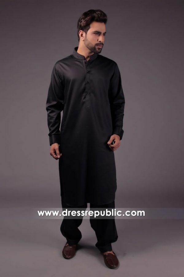 DRM5172 Eid Kurta for Men, Menswear Kurta Shalwar Kameez Eid 2018 Sale