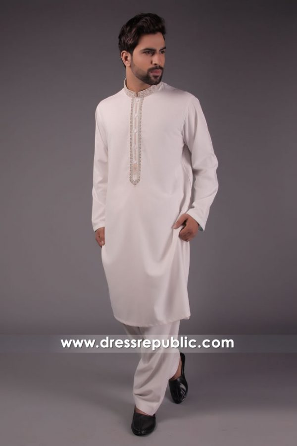 DRM5175 Junaid Jamshed Kurta 2018 Ramadan & Eid Collection New York, USA