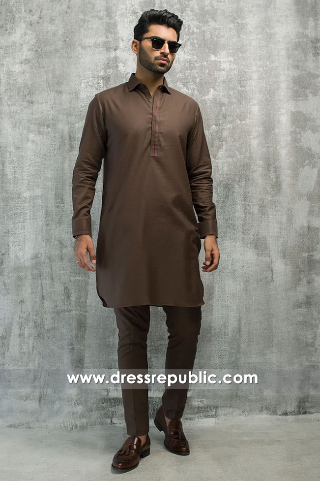 DRM5181 Men's Kurta Collection 2018 Singapore, Malaysia, Thailand, New Zealand