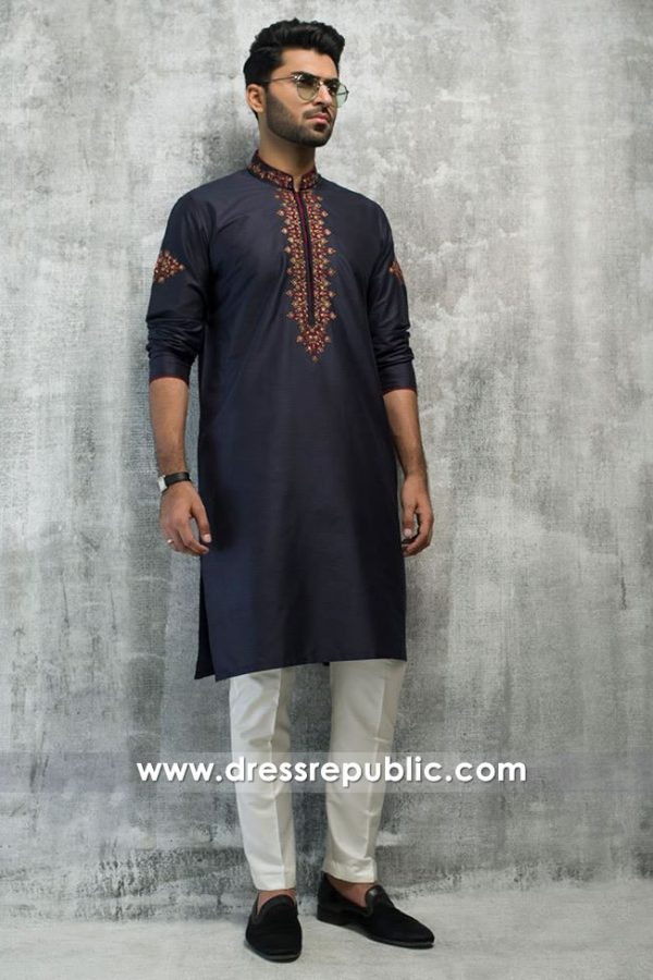 DRM5185 Junaid Jamshed Kurta New Jersey, Chicago, Plano, Atlanta, New York
