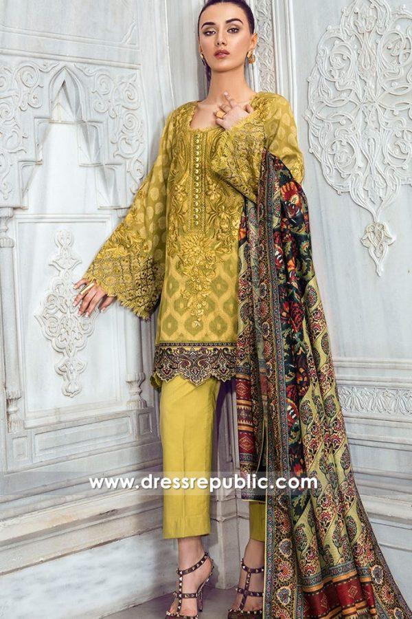 DRP7432 Pakistani Lawn Suits 2018 by Tena Durrani Lawn Shop Online