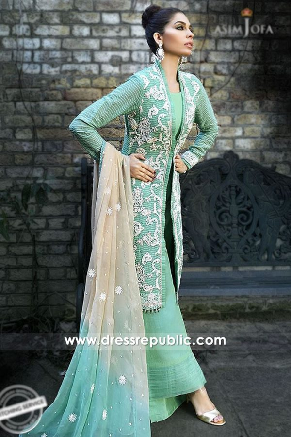 DRP7482 Asim Jofa Eid Collection 2018 New Zealand, Malaysia, Singapore