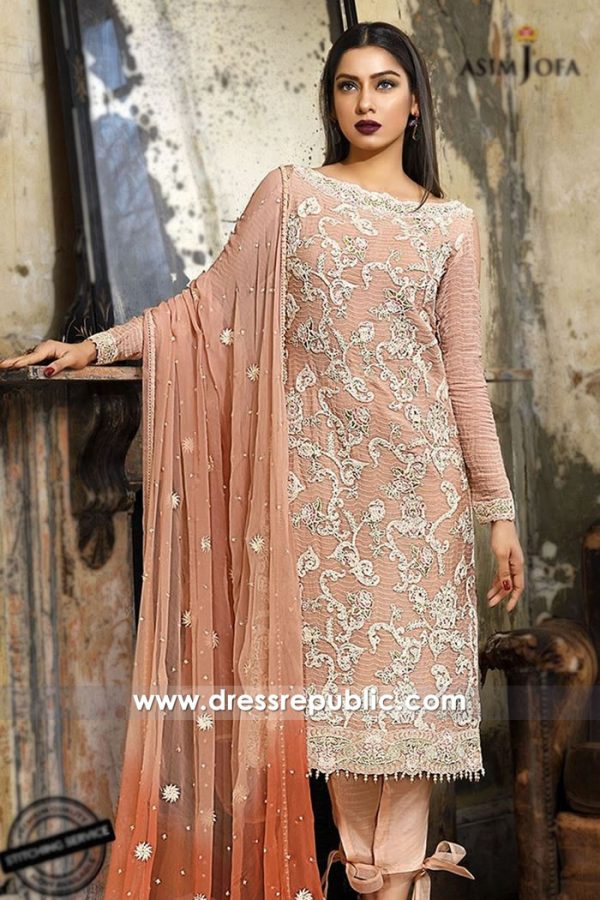 DRP7483 Asim Jofa Eid Collection 2018 Ireland, France, Germany, Sweden, Norway