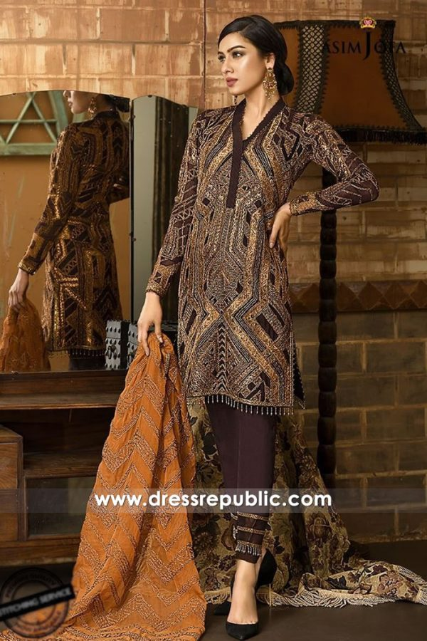 DRP7485 Asim Jofa Eid Collection 2018 Glasgow, Belfast, Cardiff, Sheffield, Bradford