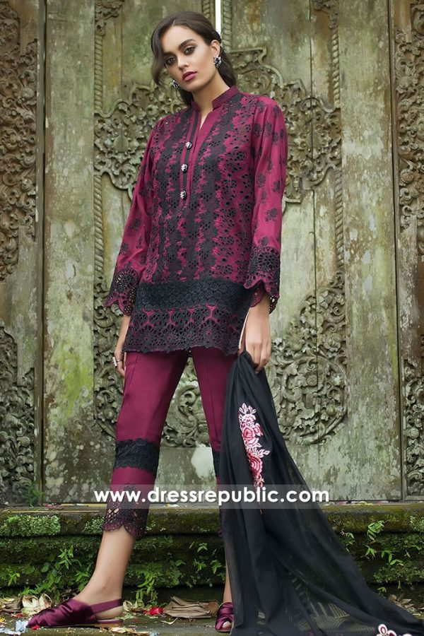DRP7509 Zainab Chottani Chikankari London, Manchester, Birmingham, Sheffield