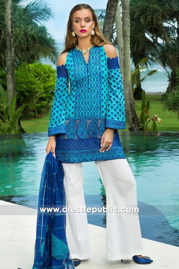 DRP7511 Zainab Chottani Eid Collection 2018 North Carolina, Florida, Virginia, Ohio