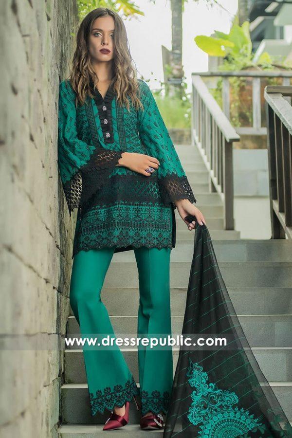 DRP7514 Zainab Chottani Eid Collection Oklahoma, Arkansas, Missouri, Alabama