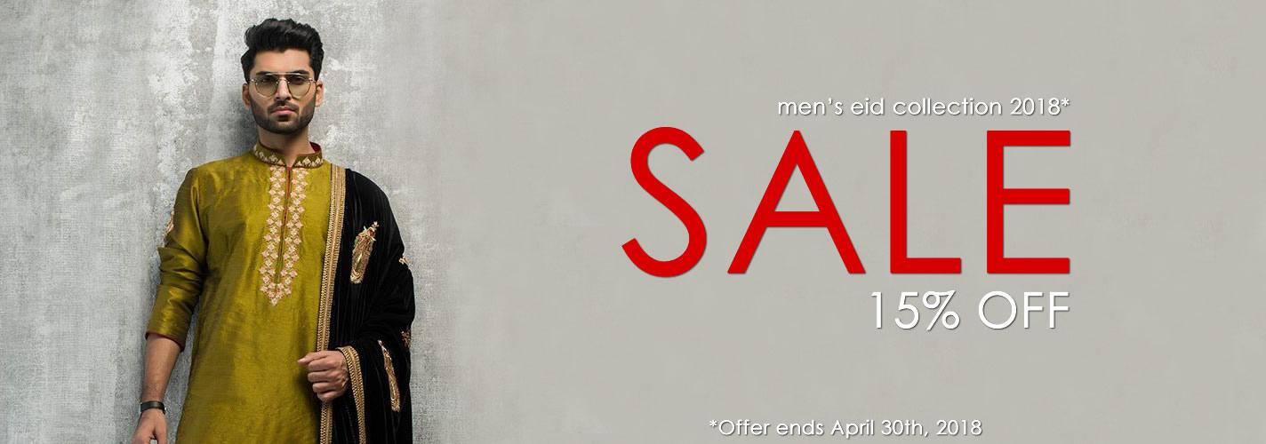 Men's Shalwar Kameez Sale 2018