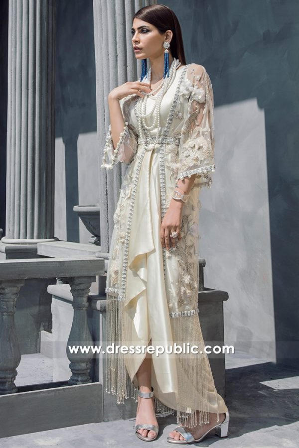DR14693 Designer Kaftan Eid 2018 Collection Saudi Arabia, Qatar, Kuwait, UAE