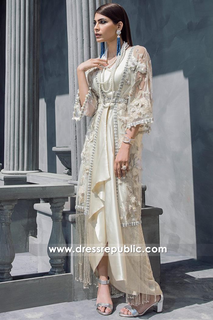 DR14693 Designer Kaftan Eid 2018 Collection Saudi Arabia, Qatar, Kuwait, UAE