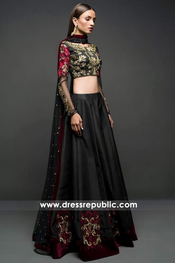 DR14711 Zainab Chottani Latest Collection 2018 Buy in London, Wembley, Southall