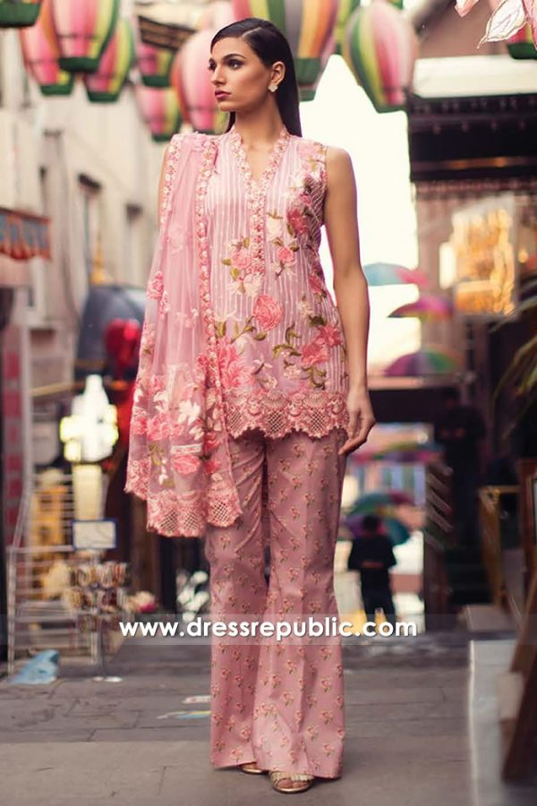 DRP7540 Mina Hasan Lawn 2018 UK, Europe, USA, Canada, Australia Buy Online