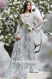 DRP7611 Sana Safinaz Luxury Eid 2018 Los Angeles, Chicago, Houston, Miami