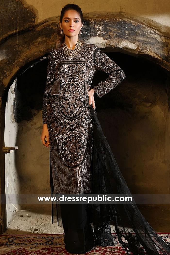 DRP7614 Sana Safinaz Luxury Eid 2018 London, Manchester, Birmingham, England