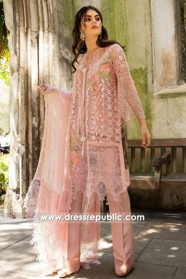 DRP7640 Sobia Nazir Luxury Chiffon Eid 2018 Maryland, Massachusetts, Virginia