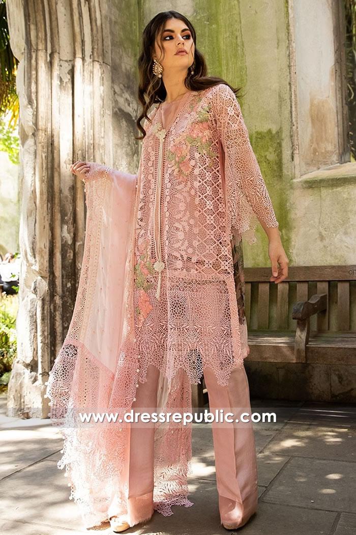 DRP7640 Sobia Nazir Luxury Chiffon Eid 2018 Maryland, Massachusetts, Virginia
