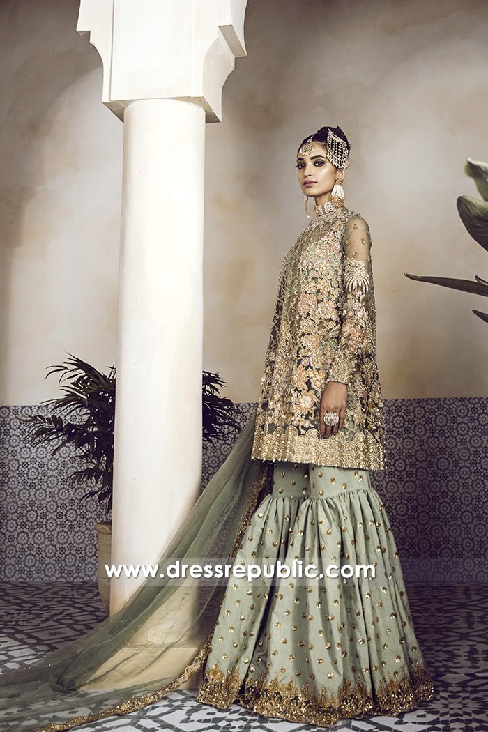 DR14732 Republic Womenswear Bridal 2018 New York, New Jersey, California, USA