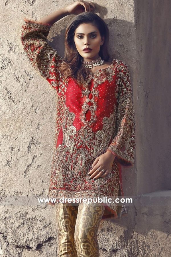 DR14772 Red Salwar Kameez New Jersey, New York, Philadelphia, Washington D.C