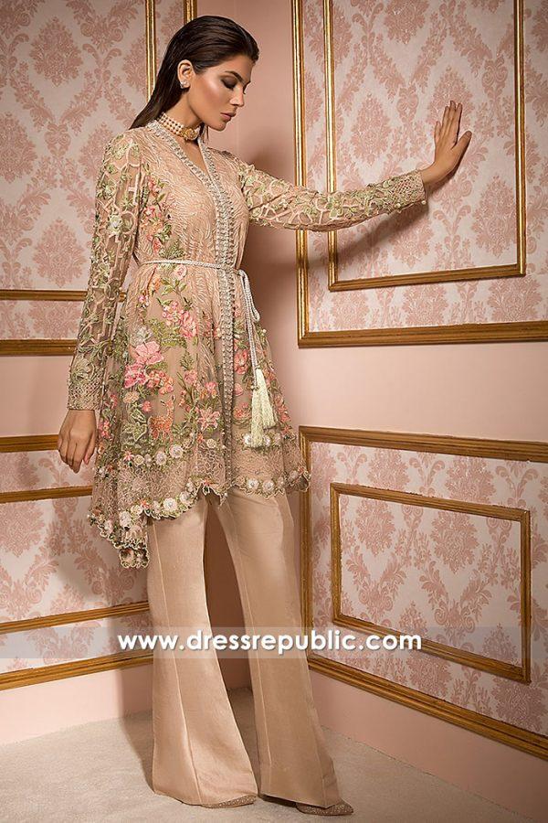 DR14785 Elan Party Wear Dresses London, Manchester, Birmingham, Sheffield, UK