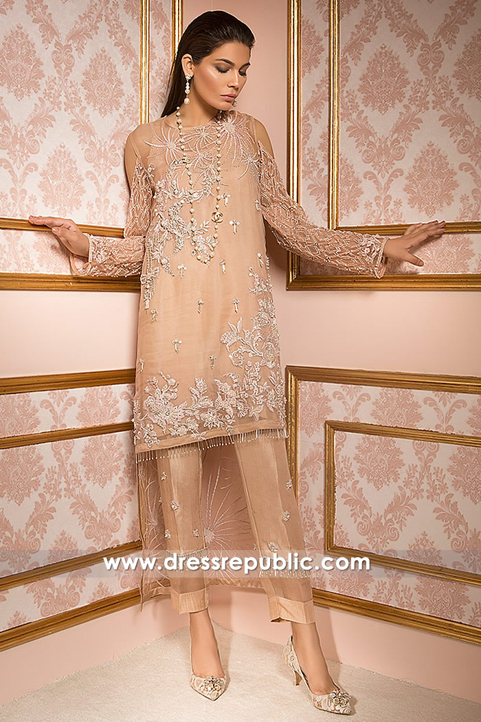 DR14788 Elan Party Wear Dresses 2018 Los Angeles, San Diego, San Jose, Sacramento