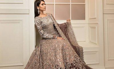 36 Pakistani Bridal Dresses for Summer 2018 Wedding