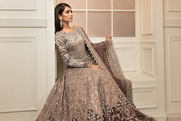 36 Pakistani Bridal Dresses for Summer 2018 Wedding