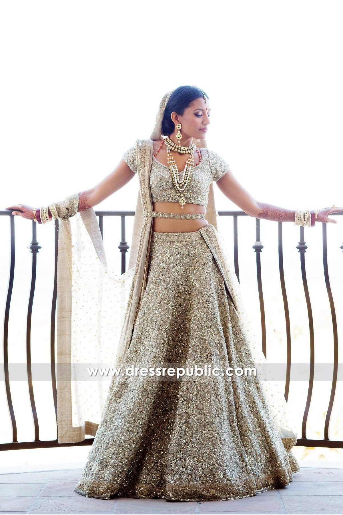 DR14802 Sabyasachi Mukherjee Bridal Lehenga Collection USA, Canada Buy Online